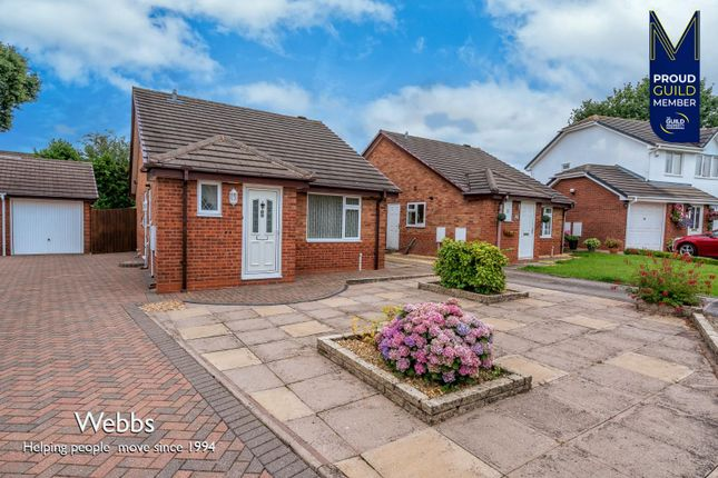 Thumbnail Detached bungalow for sale in Nairn Road, Turnberry, Bloxwich, Walsall