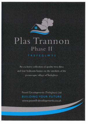 Thumbnail Bungalow for sale in Plas Trannon, Trefeglwys, Caersws, Powys