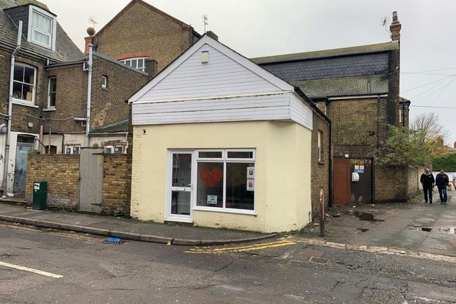 Thumbnail Retail premises for sale in 1A Royal Road, Sheerness, Kent
