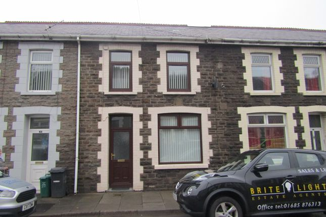 2 bed terraced house to rent in Bronallt Terrace, Aberdare CF44
