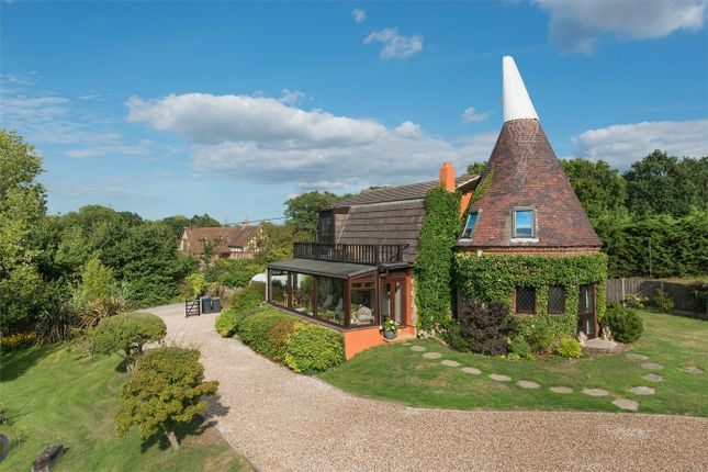 Thumbnail Detached house for sale in Minstrels Oast, Ford Walk, Yorkletts, Whitstable, Kent