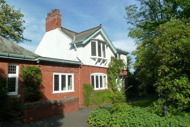 Thumbnail Detached house to rent in Harrop Road, Hale
