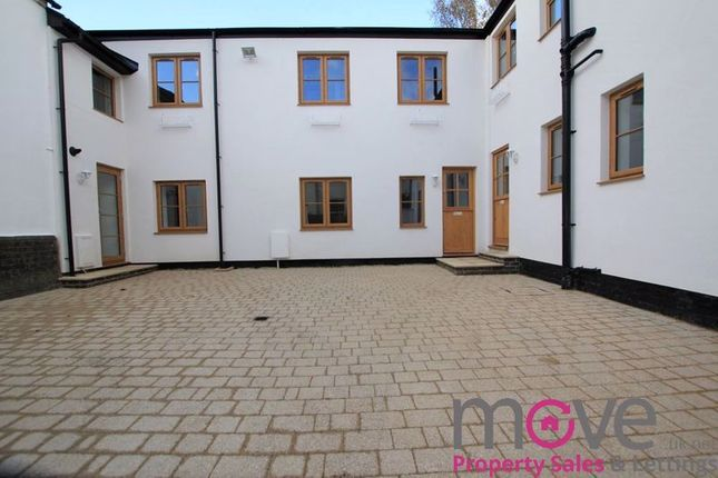 Thumbnail Terraced house to rent in Parabola Close, Cheltenham