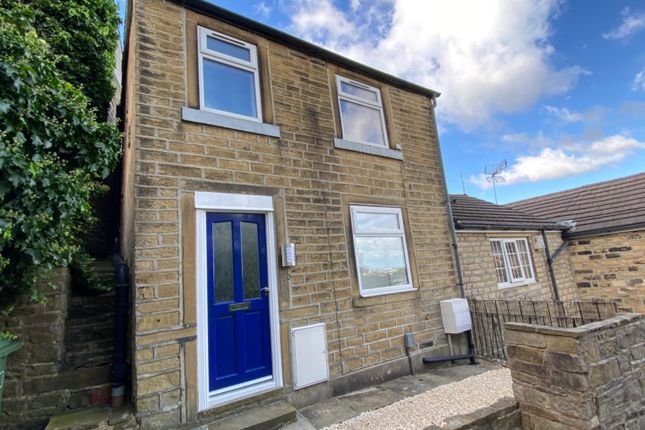 Thumbnail End terrace house for sale in Stoney Lane, Taylor Hill, Huddersfield