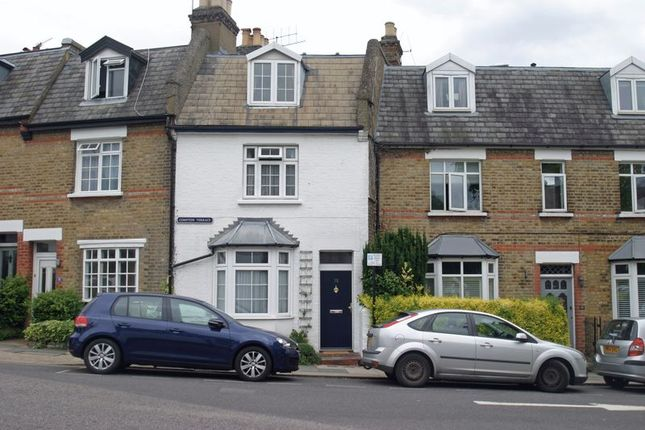 Thumbnail Cottage for sale in Compton Terrace, Hoppers Road, London