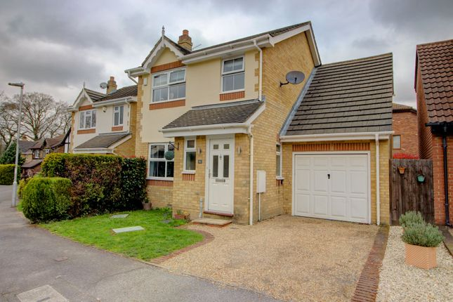 Thumbnail Semi-detached house for sale in Aldridge Park, Winkfield Row, Bracknell