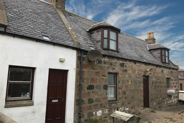 Thumbnail Cottage for sale in William Street, Cairnbulg, Fraserburgh