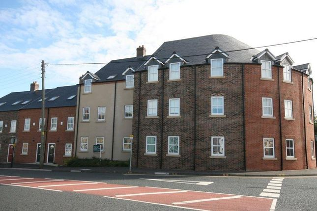 Thumbnail Flat for sale in Front Street, Pity Me, Durham