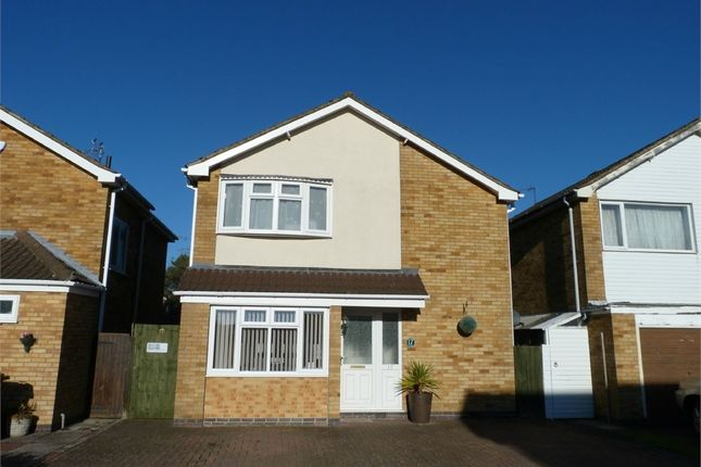 3 bed detached house for sale in Conifer Close, Lutterworth
