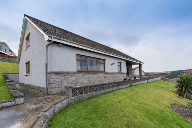 Thumbnail Detached house for sale in Firth Drive, Gardenstown, Banff, Aberdeenshire
