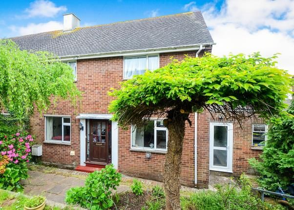 Thumbnail Semi-detached house for sale in Teignmouth, Devon, .