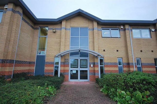 Thumbnail Office to let in Ground Floor, Unit 22, The Point Business Park, Market Harborough, Leicestershire
