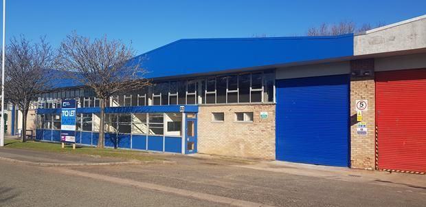 Thumbnail Light industrial to let in Unit D2, North Cheshire Trading Estate, Prenton, Wirral