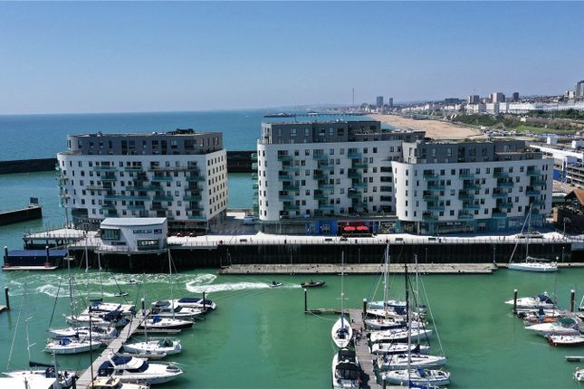 1 bed flat for sale in Brighton Marina Village, The Boardwalk, Brighton Marina, Brighton BN2