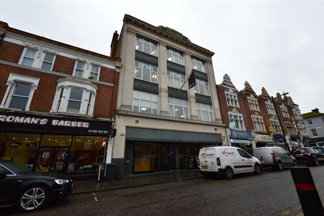 Thumbnail Office to let in Clifftown Road, Southend-On-Sea, Essex