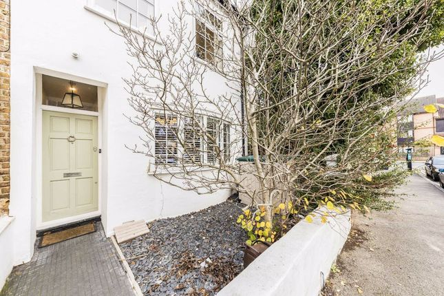 Thumbnail Terraced house for sale in Derby Road, London