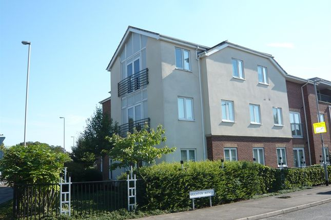 Thumbnail Flat for sale in Jack Hardy Close, Syston, Leicester