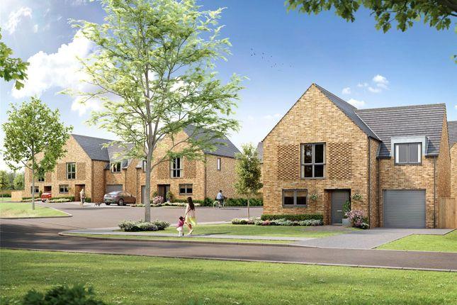 4 bed semi-detached house for sale in Theobald, Trig Point, Stevenage, Hertfordshire SG1