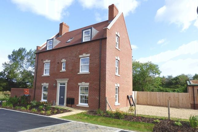 Thumbnail Detached house for sale in Cornflower Way, Witcombe, Gloucester