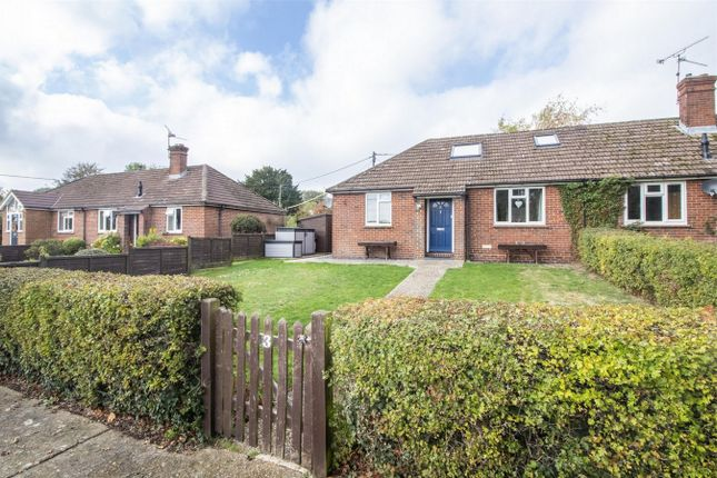 Thumbnail Semi-detached house for sale in Ridley's Piece, South Warnborough, Hook