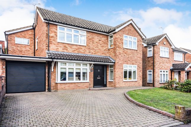Thumbnail Detached house for sale in Hornbeam Close, Tile Kiln, Chelmsford