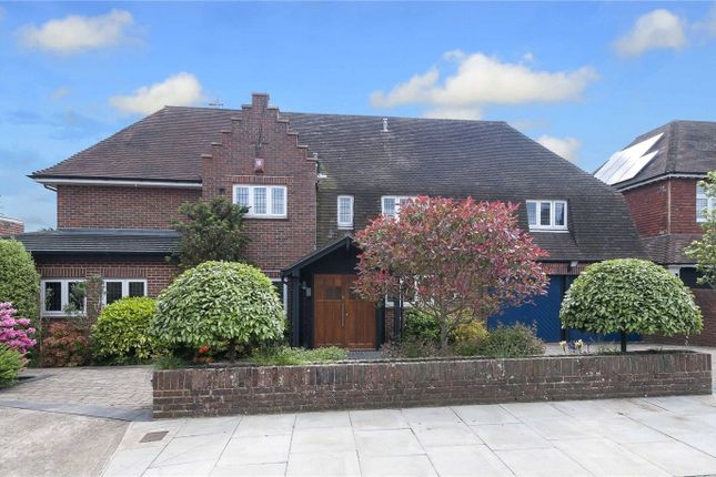 Thumbnail Detached house for sale in Dyke Close, Hove, East Sussex