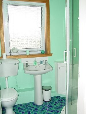 Shower Room of 6 New Road, Wigtown DG8