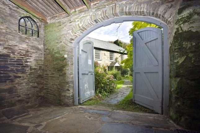 Coach House of Vicarage Hill, Tintagel, Cornwall PL34