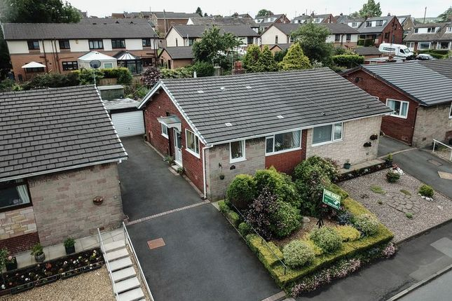 Thumbnail Semi-detached bungalow for sale in Yew Tree Drive, Oswaldtwistle, Accrington