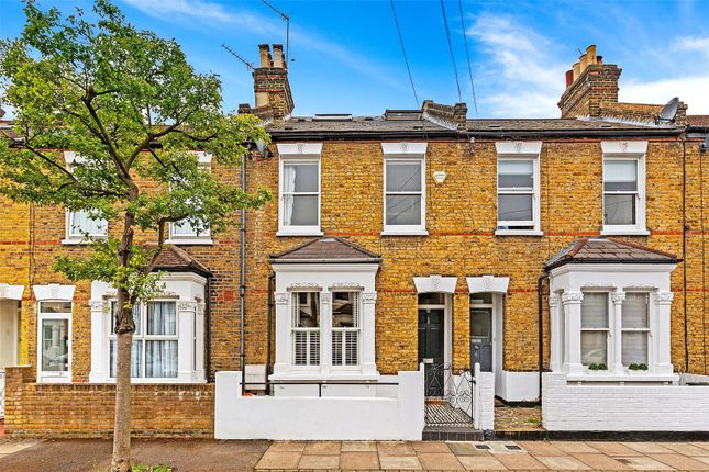 Thumbnail Terraced house to rent in Squarey Street, London