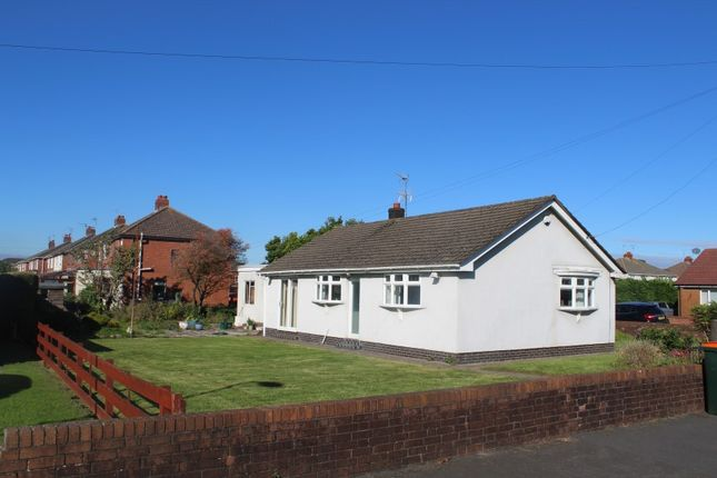 Thumbnail Detached bungalow for sale in Dorset Crescent, Newport