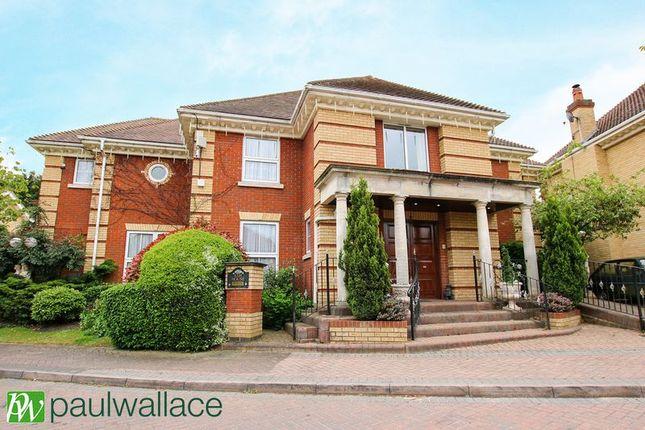 Thumbnail Detached house for sale in The Maples, St. James' Parish, Goffs Oak