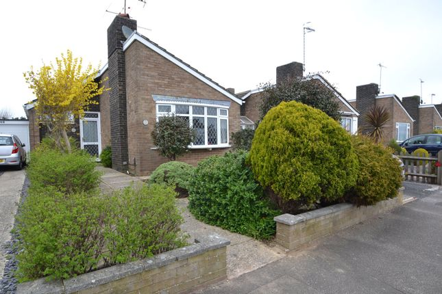 Thumbnail Detached bungalow to rent in Muirfield Road, Worthing