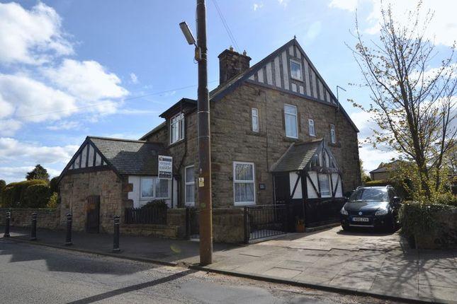 Thumbnail Semi-detached house for sale in Longframlington, Morpeth