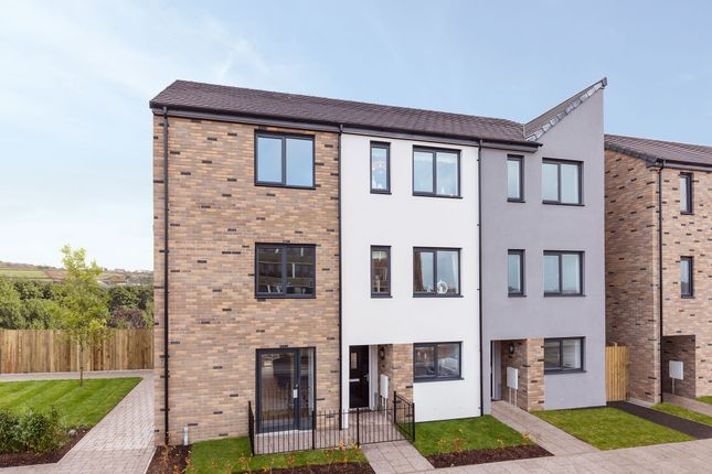 Thumbnail Town house for sale in Boslowen, Dolcath Avenue, Camborne