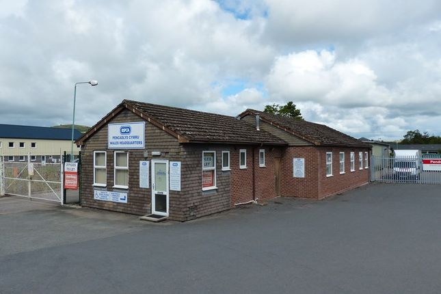 Thumbnail Office to let in Ffrwdgrech Industrial Estate, Llanfaes, Brecon