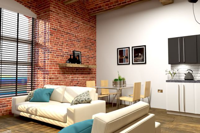 2 bed flat for sale in Lower Vickers Street, Manchester