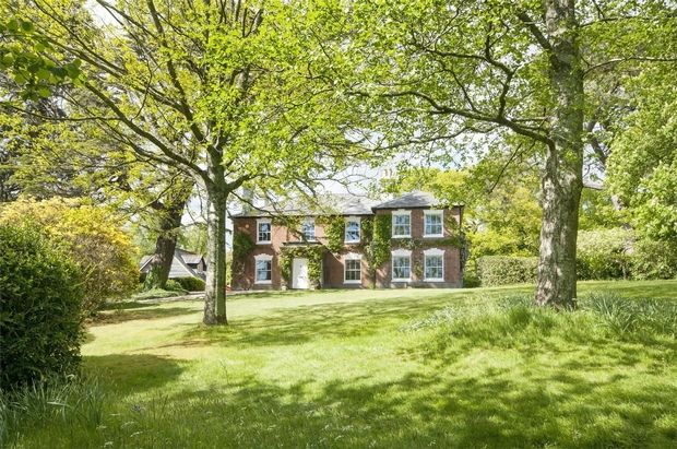 Thumbnail Detached house for sale in Sandy Down, Boldre, Hampshire