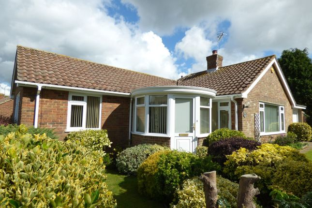 Thumbnail Detached bungalow for sale in The Fairway, Bexhill-On-Sea