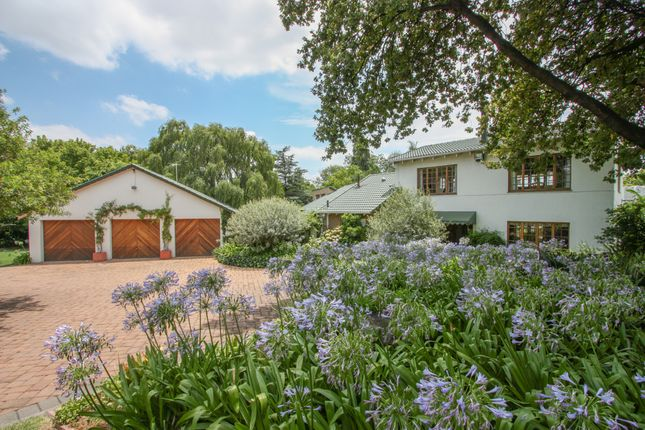 Thumbnail Country house for sale in Palomino Road, Beaulieu, Midrand, Gauteng, South Africa