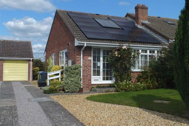 Thumbnail Semi-detached bungalow for sale in Dutts, Dilton Marsh, Westbury