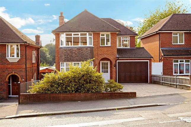 Thumbnail Detached house for sale in Somerset Road, Meadvale, Redhill, Surrey