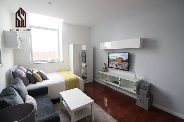 Thumbnail Flat to rent in Victoria House (3), Akam Rd, Bradford