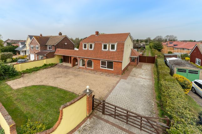 Thumbnail Detached house for sale in Steam Mill Road, Bradfield, Manningtree, Essex