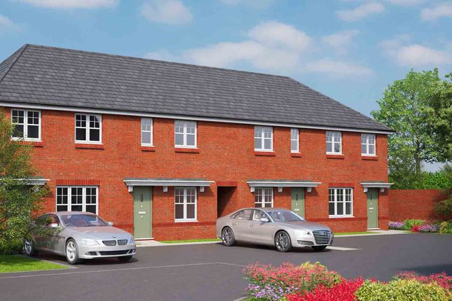 Thumbnail Terraced house for sale in Cromwell Road, Cheshire