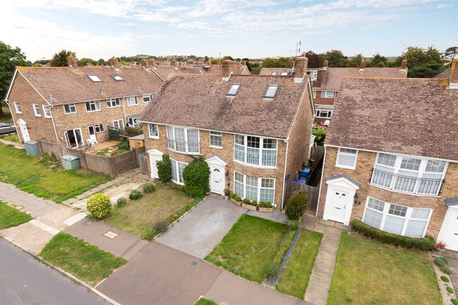 Semi-detached house for sale in Connaught Avenue, Shoreham-By-Sea