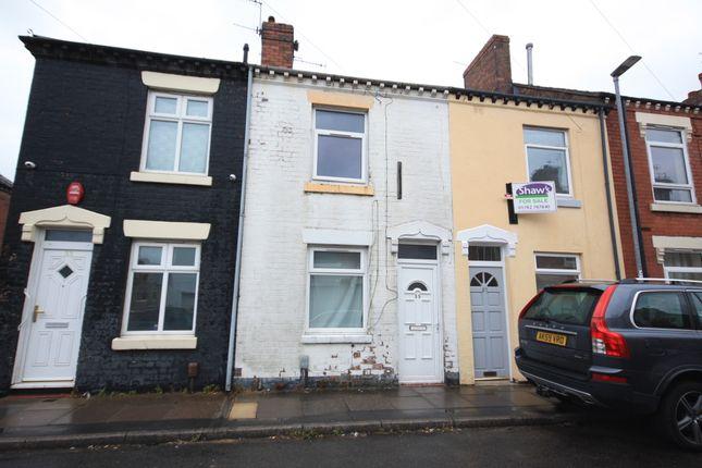 Brakespeare Street, Goldenhill, Stoke-On-Trent ST6