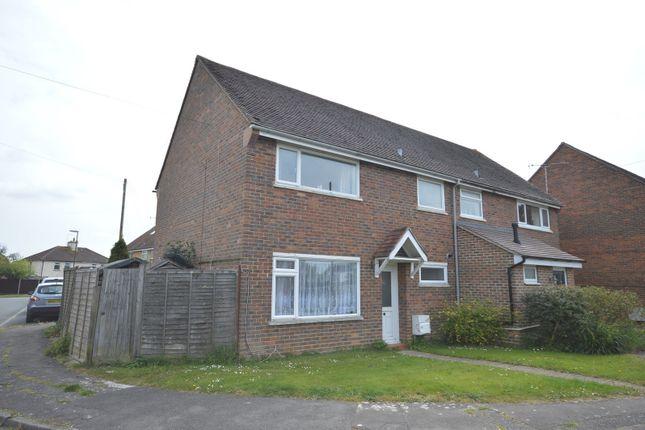 Thumbnail Semi-detached house to rent in St Johns Close, Aldingbourne