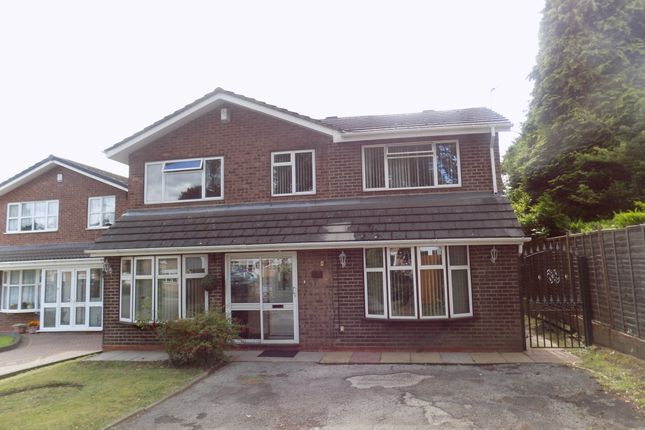 Thumbnail Detached house for sale in Beechglade, Handsworth Wood, Birmingham