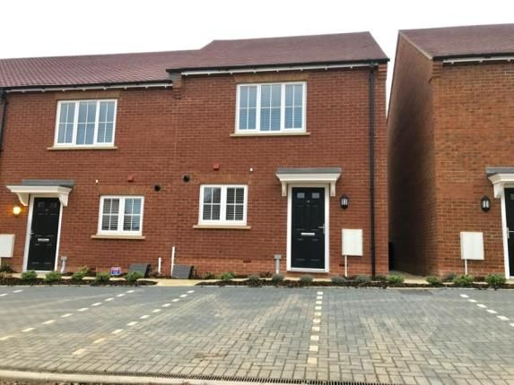 2 bed semi-detached house for sale in Edgcote Way, Banbury, Oxfordshire